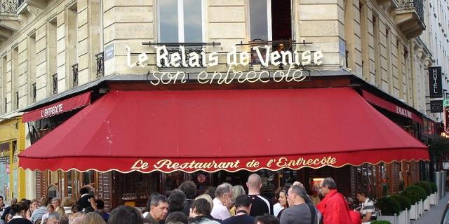 Le Relais de Venise L'Entrecôte Paris 17