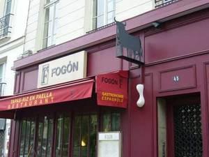 Fogon Paris 6