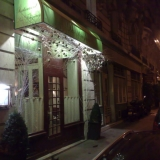 Les fougères Paris 17