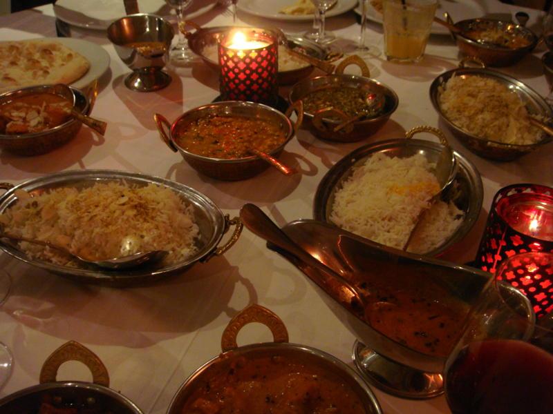 Restaurant Indien Asnieres Kaveri
