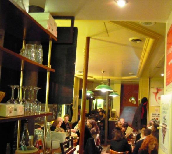 Café des musées Paris 3