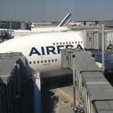 Classe Affaires d'Air France Paris New York