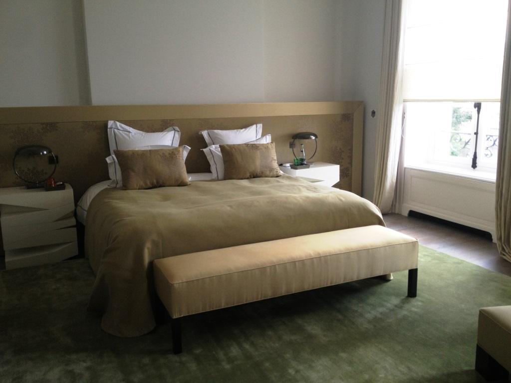 Veuve Clocquot hotel de marc chambre