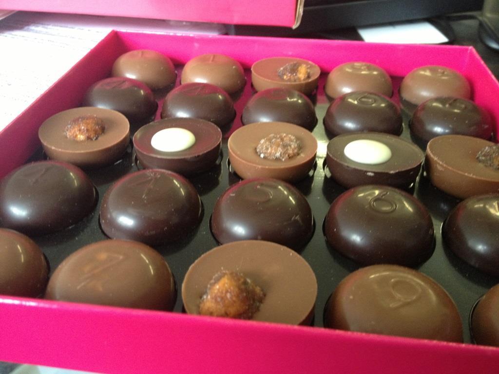 chocolats fauchons