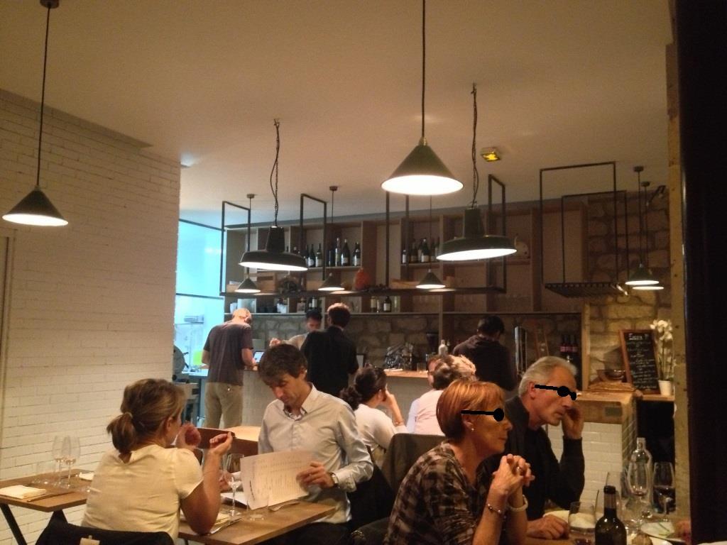 Encore restaurant paris 9 Salle