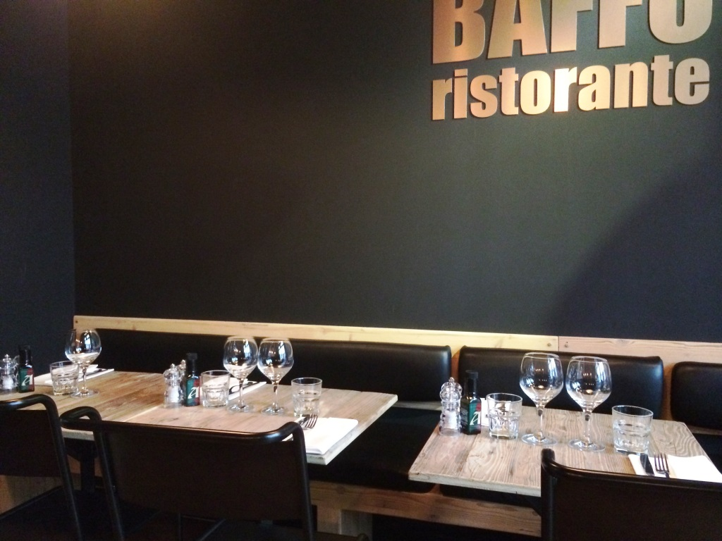 Baffo paris 3e coup de fourchette blog guide des restaurants paris for Deco resto