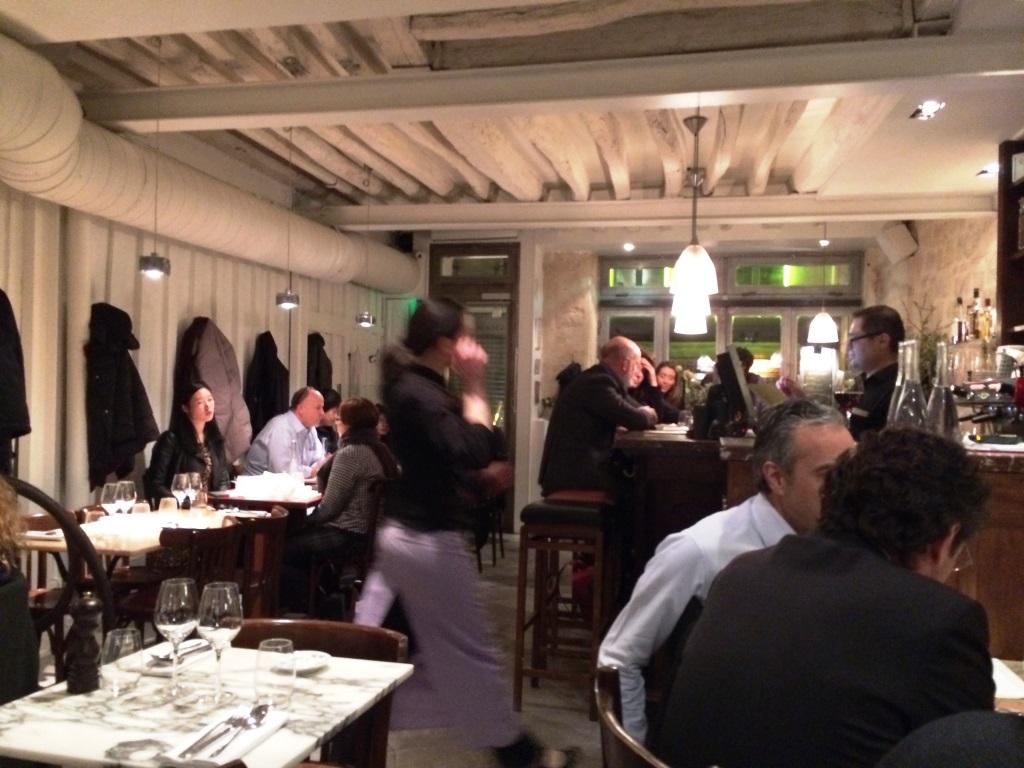 Restaurant Petitrenaud Paris