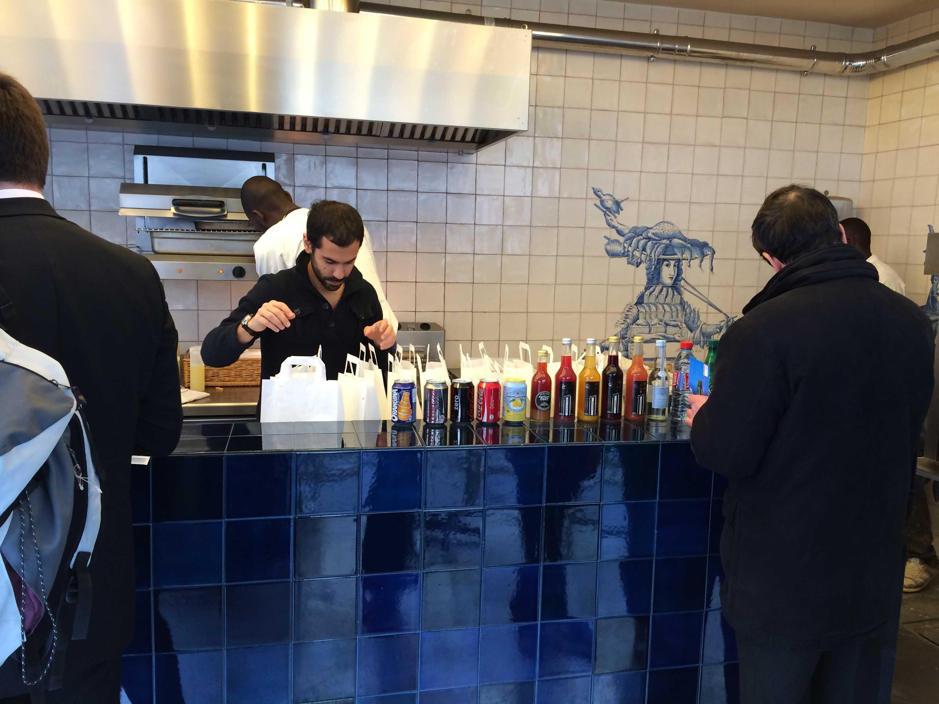 Grill paris 2e coup de fourchette blog guide des restaurants paris - Restaurant poisson grille paris ...