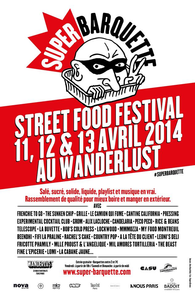 festival street food paris