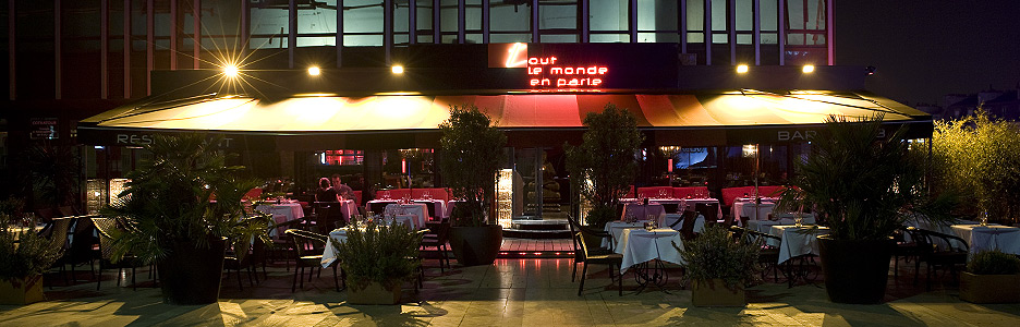 11 bars pour regarder les matchs de la coupe du monde 2014 - Restaurant en terrasse paris ...
