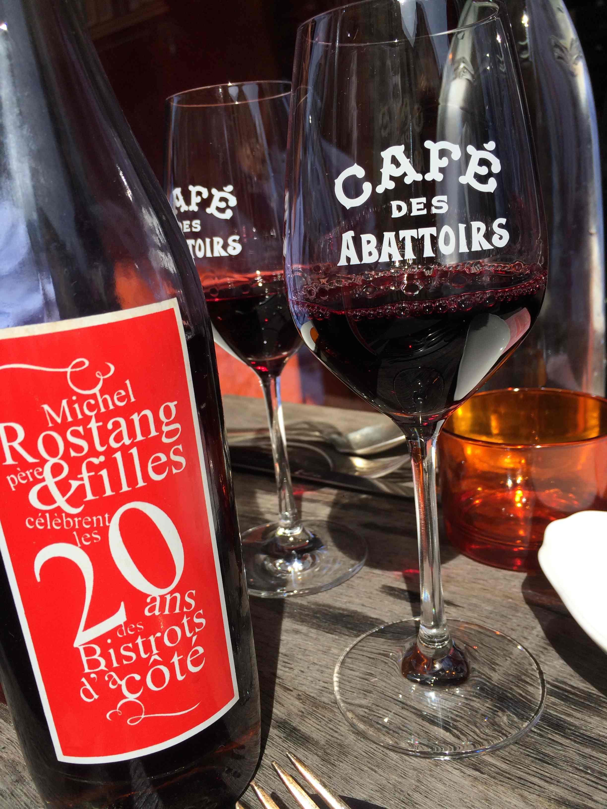Cafe Des Abattoirs Paris