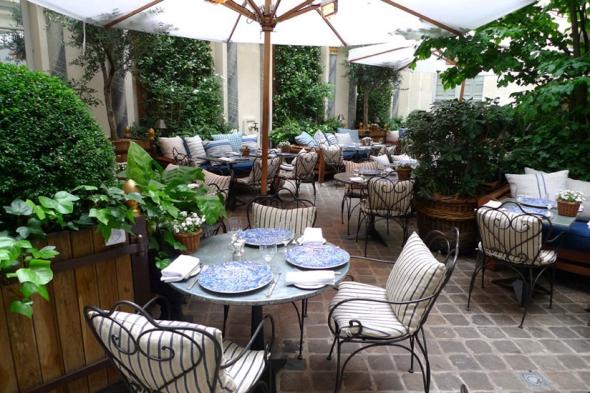 La terrasse du Ralph's (crédit photo Les Restos.com)