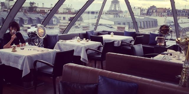 l 39 oiseau blanc peninsula paris 16e coup de fourchette blog guide des restaurants paris. Black Bedroom Furniture Sets. Home Design Ideas