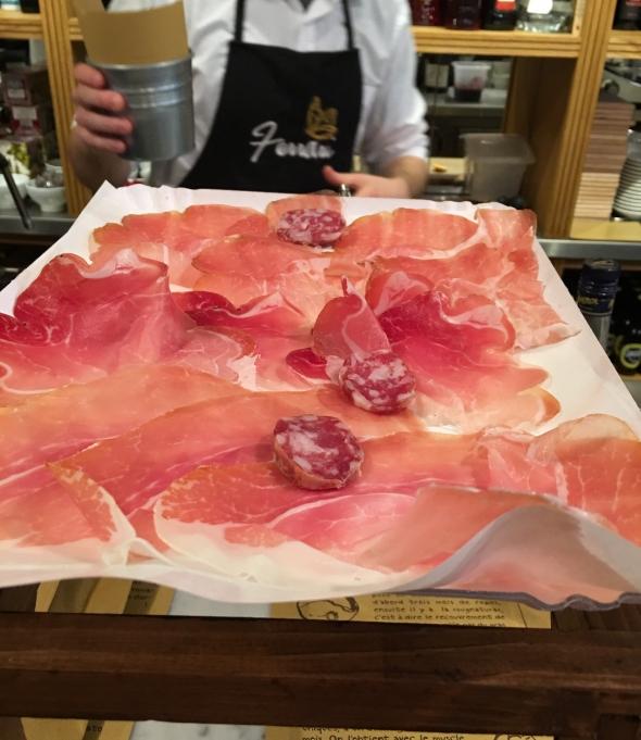 Salsamenteria di Parma charcuterie