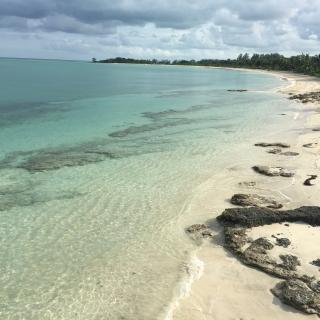Kamalame Cay Bahamas plage2