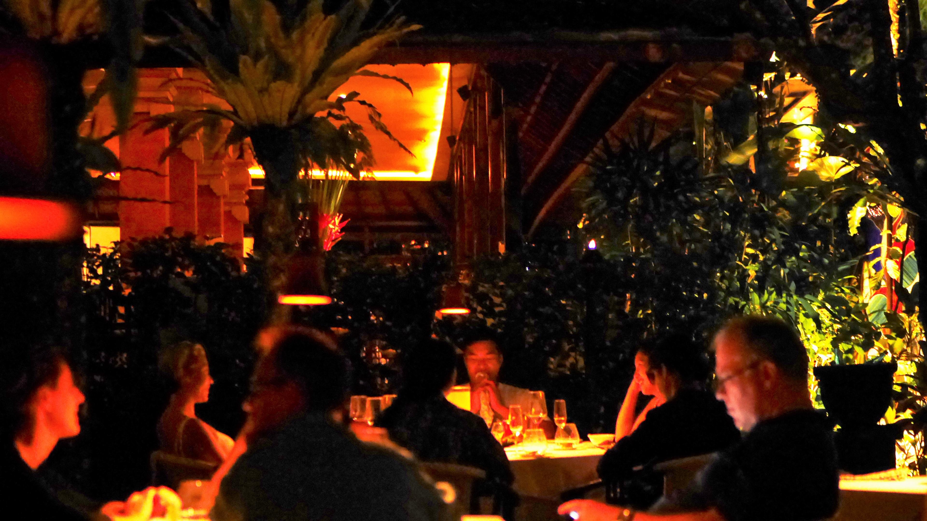 Restaurant  Ef Bf Bd Ambiance Paris